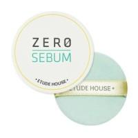 ETUDE HOUSE ZERO SEBUM SEBUM DRYING POWDER