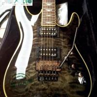 Schecter Omen Extreme 6 FR Guitar Electric / Gitar elektrik Original