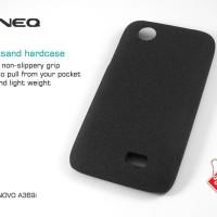 Hardcase Zineq Ultra Thin Quicksand Slim Hard Case Casing Lenovo A369