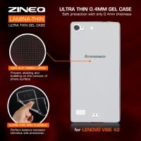 Softcase Slim Ultra Thin Soft Jelly Soft Case Casing Lenovo Vibe X2