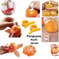 Alat Kupas / Pengupas Kulit Jeruk Praktis (Orange Peeler) - X146