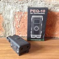 FMA PEQ-10 Leser BKPeq-10 LED illuminator / Leser by Bravo FMA