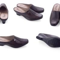 6606GF,sepatu kulit asli cibaduyut formal/kerja/pesta wanita/perempuan