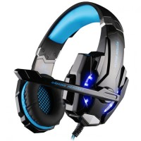 Jual Kotion Each G9000 Gaming Headset Twisted with LED Light Murah