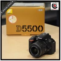 Nikon D5500 Kit (18-55mm VR II)