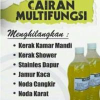 BLI CLEAN (Solusi Pembersih Kerak Kotor dan Jamur)