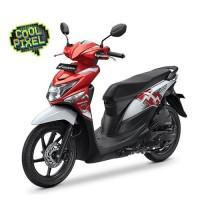 Honda ALL NEW HONDA Beat Pop COOL PIXEL cbs iss