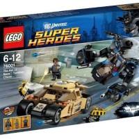 lego 76001 super heroes tumbler chase