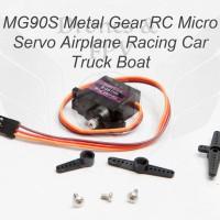 MG90S Metal Gear RC Micro Servo Airplane Racing Car Truck Boat