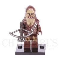 Lego Minifigure Star Wars Chewy Chewbacca The Force Awaken Bootleg