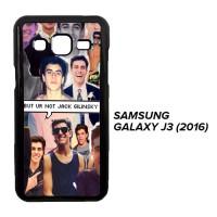 Jack Gilinsky Collage F0116 Casing Samsung Galaxy J3 2016 Custom Case