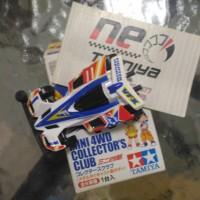 Tamiya Mini 4WD Collector's Club
