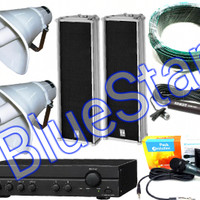 harga Paket Sound System TOA Corong / Colom Untuk Masjid Tokopedia.com