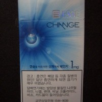 Rokok Esse Change Import Korea