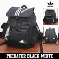Tas Punggung Backpack Adidas Predator Murah unisex bag ransel