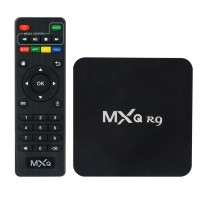 4K Player Full HD Media Player Android TV Box MXQ R9