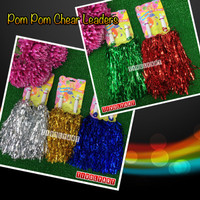 Pompom Cheerleaders / Cheering Pompom / Pompom Rumbai