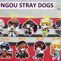 Sticker Bungou Stray Dogs 1