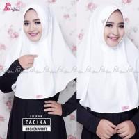 Jilbab Instan Chiffon Ceruty Zacika Ori Miulan