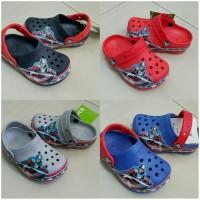 sepatu sandal crocs anak laki