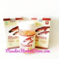 Khasiat Albumex Minyak ikan Gabus