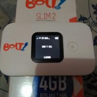 Jual Modem WiFi mifi Router 4G LTE - Huawei E5577 - BOLT SLIM 2 - Unlock Murah