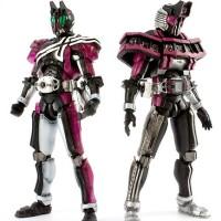 SIC Kamen Rider Decade MISB