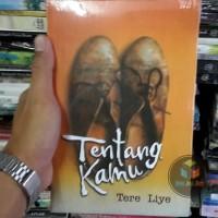 Buku Novel Tentang Kamu , By : Tere Liye ( Novel Terbaru Tere Liye )