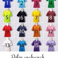 Kaos Polo Anak, Polo Shirt Anak, Polo Polos Anak, Kaos Polo PoloShirt