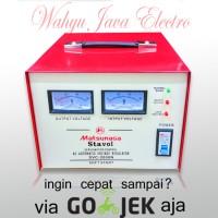 harga Stabilizer Voltase Matsunaga 2000 VA Servo Motor Tokopedia.com