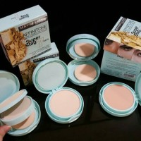 AFFINITONE - BEDAK MAYBELLINE 2IN1 SUPER STAG 7 DAYS