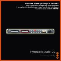 Blackmagic Design HyperDeck Studio 12G (HYPERD / ST / 12G)