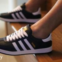 Adidas Samba Classic Import Sepatu Pria Kets Casual Kuliah Sneakers #2