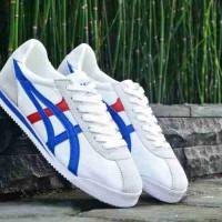 Asics Ontsuka Tiger Import Sepatu Pria Kets Casual Kuliah Sneakers #1
