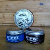 Activist Pomade Premium Waterbased