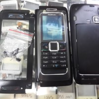 harga Casing Nokia E90 Fullset AA Hitam Tokopedia.com