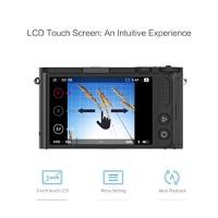 YI M1 Mirrorless Digital Cam&12-40mm F3.5-5.6/42.5mm F Limited