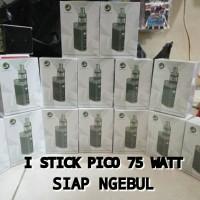 Vape I stick Pico+Baterai LG+Liquid| Authentic. SIAP NGEBUL