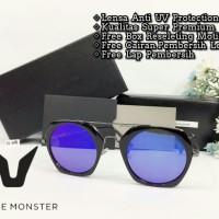 Kacamata Wanita / Gentle Monster New , + Lensa Anti Uv + Box Resleting