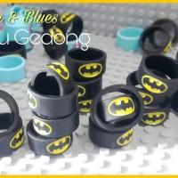 Jual Vapeband Superheroes Embossed   Vape band Batman Murah