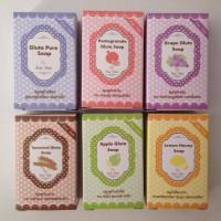 Harga gluta soap by wink white import 100 | antitipu.com