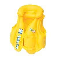 Harga bestway swim safe step b swim vest kuning jaket rompi pelampung | Hargalu.com