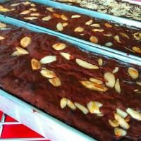 Brownies Panggang (kenari) Indri pe dapur