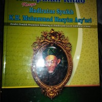 Kitab Irsyadu Sary Karya KH. Hasyim Asy'ari (Pendiri NU)