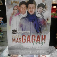 KETIKA MAS GAGAH PERGI Novel Karya Asma Nadia (original)