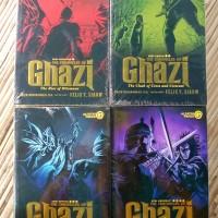 Paket Buku Ghazi Seri 1-5 (TAMAT) - Ustadz Felix Y. Siauw