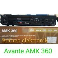 Dvd Super Karaoke AVANTE AMK 360