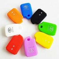 Silicon Key Kondom Kunci Mobil Toyota All New Yaris / All New Vios