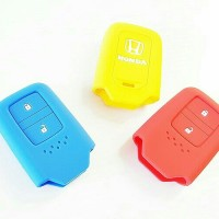 Silicon Key Kondom Kunci Mobil Honda GK5 JAZZ RS BRV HRV