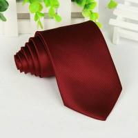 Dasi Kantor Import Pria Warna Merah